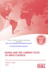 Russia and the Current State of Arms Control by Stephen J. Blank Dr.