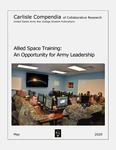 Carlisle Compendia Allied Space Training Edition by Larry D. Miller Dr.