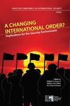 2019: A Changing International Order? Implications for the Security Environment